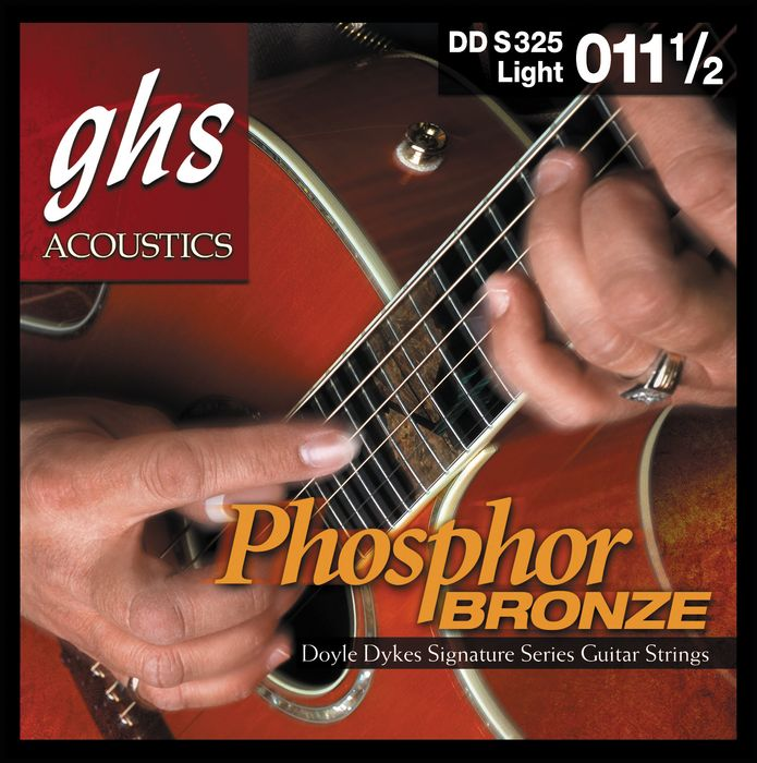 GHS Doyle Dykes Signature Acoustic Guitar Strings