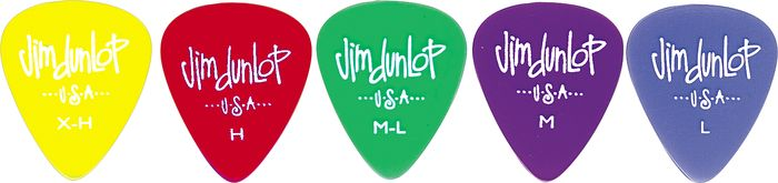 Dunlop Gel Guitar Picks