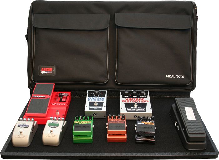 Hands-On Review: Gator Pedalboards