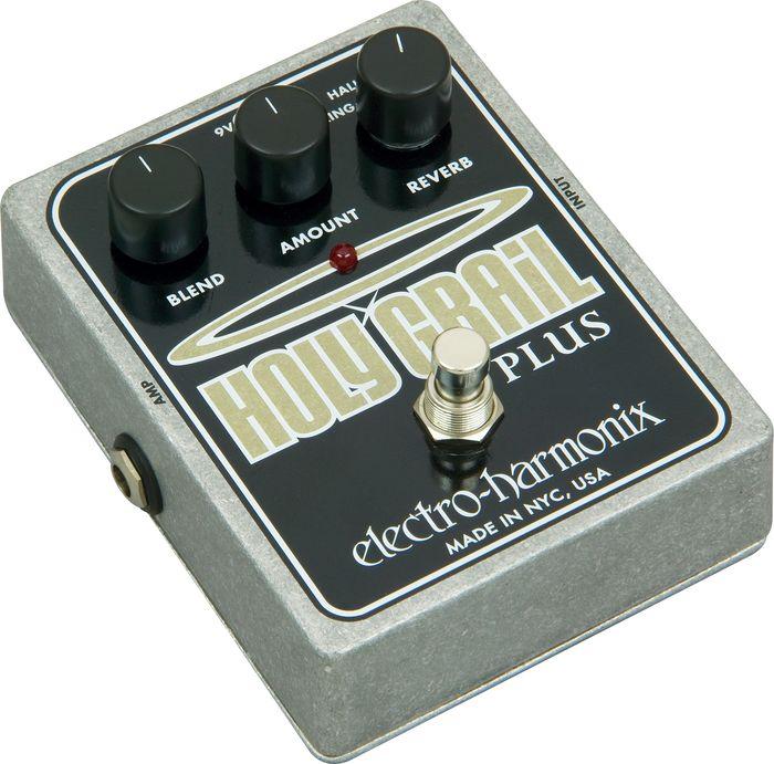 Electro-Harmonix Xo Holy Grail Plus Variable Reverb Effect Pedal