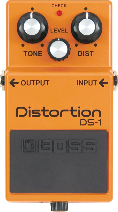 Boss Ds-1 Distortion Pedal - Free Delivery from Musicians Friend