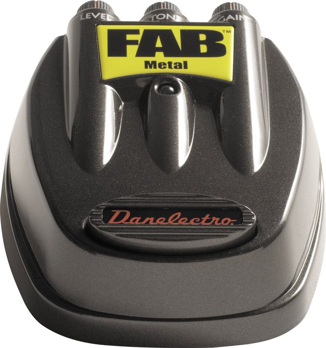 Danelectro D-3 Fab Metal Effect Pedal - Cheap at Musicians Friend