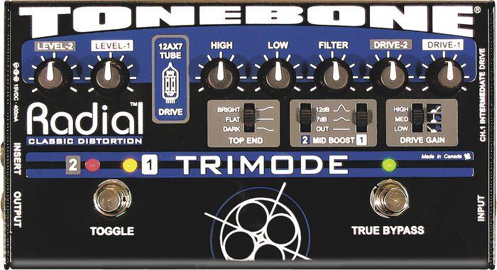 Radial Tonebone Classic Tri-Mode