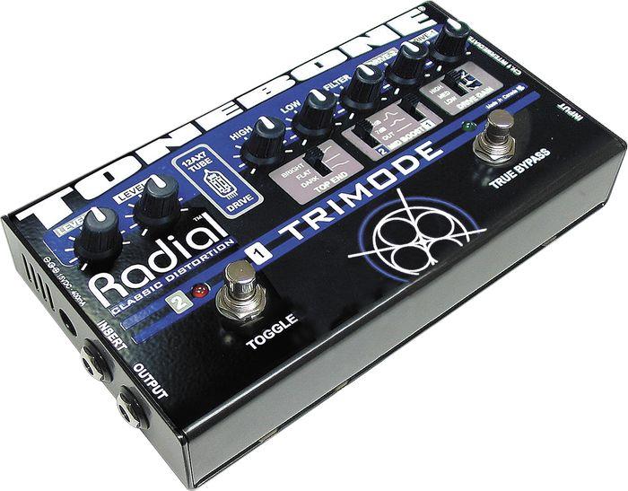 Soundcheck: Radial Tonebone TriMode Distortion Pedal