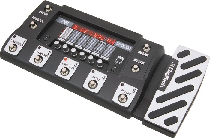 Hands-On Review: DigiTech RP500 Guitar Multi Effects Pedal