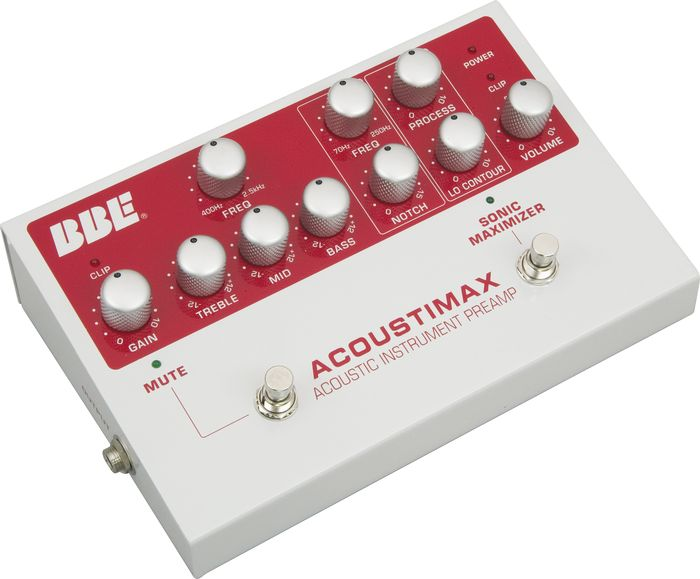 Stupid Deal of the Day - BBE Acoustimax Sonic Maximizer/Preamp Pedal