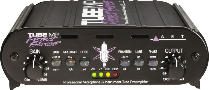ART Tube MP Project Series Tube Preamp