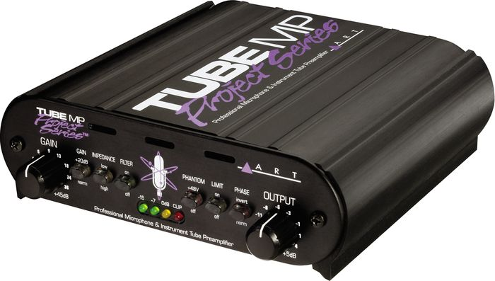 Hands-On Review: ART Tube MP Project Series Preamp