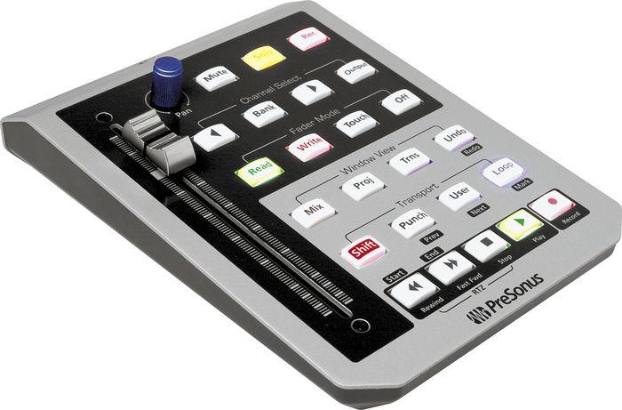 Review: PreSonus FaderPort USB DAW Controller