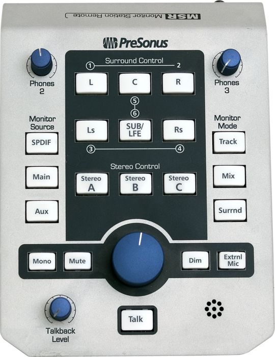 PreSonus Monitor Station Remote for FireStudio