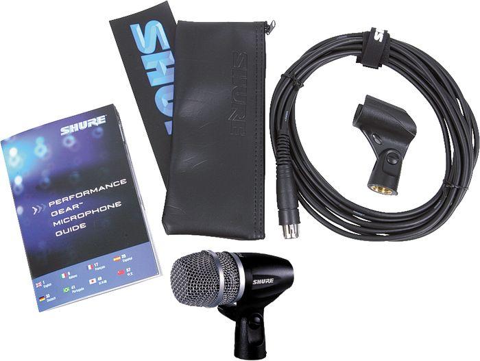 Shure PG56-XLR Dynamic Drum Microphone