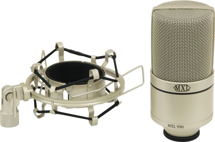 Hands-On Review: MXL 990 Condenser Microphones