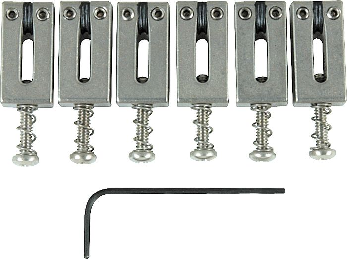 Graph Tech String Saver Classic Saddles for PRS Tele Bridges