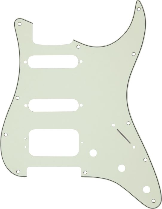 Fender Fat Strat Pickguard 74