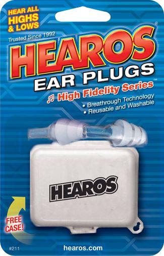 Hearos HiFi Ear Filters