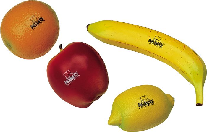 Nino Fruit Shakers