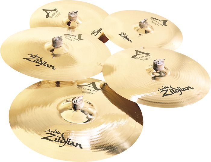 Hands-On Review: Zildjian A Custom Cymbals