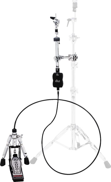 DW 9000 Series Remote Hi-Hat  2 Foot