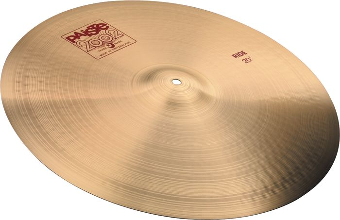 Paiste 2002 Ride Cymbal  20 Inches