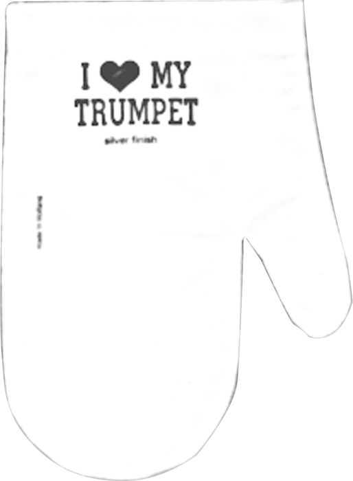 Standard Polishing Mitt for Trumpet
