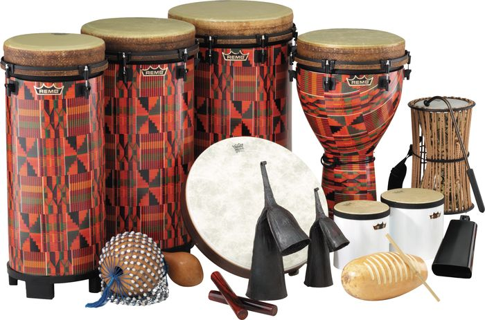 Remo World Music Drumming Packages | Musician's Friend