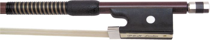 P&H FG Cello Bow with Replaceable Horsehair 1/2 Size
