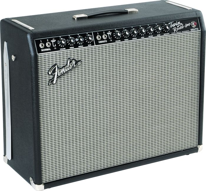 FenderVintage Reissue '65 Twin Reverb Guitar Amp