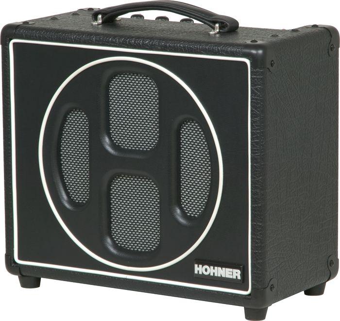 Hohner Hoodoo Box Harmonica Tube Amp