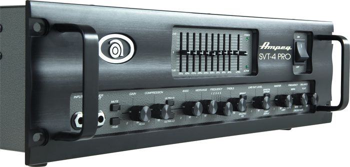 Hands-On Review: Ampeg SVT-4 PRO Bass Head