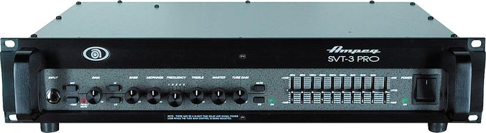 Ampeg SVT-3 PRO Series Bass Head