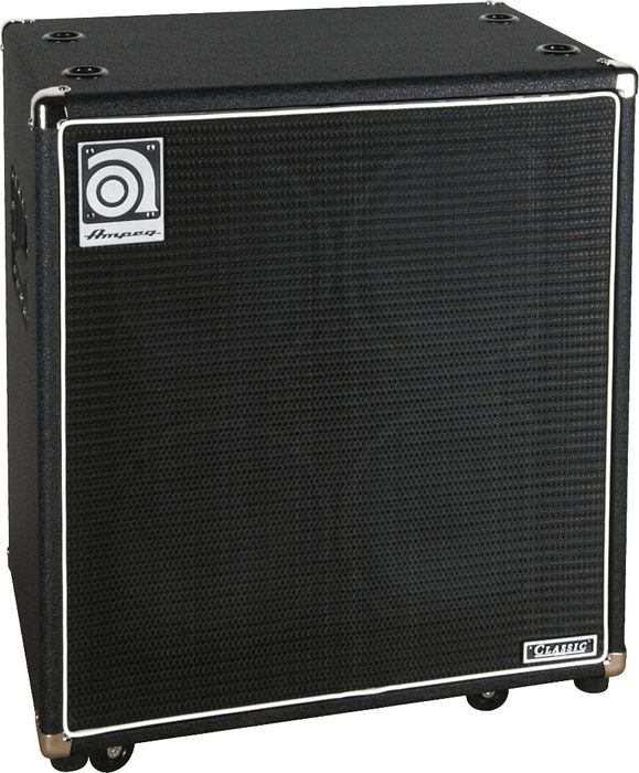 Hands-On Review: Ampeg SVT Amps and Speakers