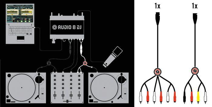 AUDIO 8 DJ.