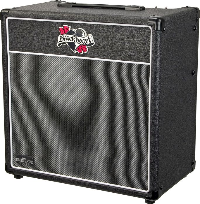 Blackheart BH15-112 Handsome Devil Series 15W 1x12 Tube Guitar Combo Amp Black