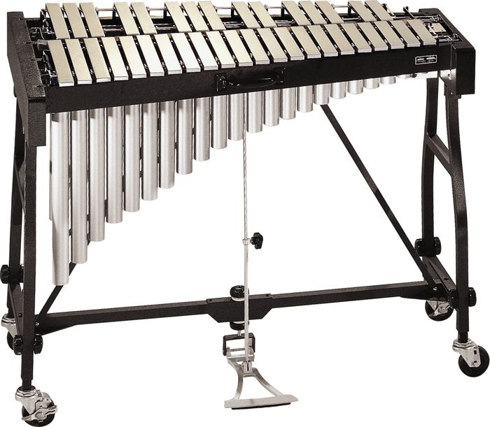 Musser M44 / M7044 Combo 3 Octave Vibraphone With Concert Frame (M-44)