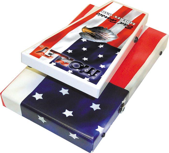 MorleySteve Vai Liberty Wah Guitar Effects Pedal