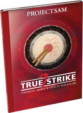 ProjectSam : True Strike 2: Cinematic World & Effects Percussion 2 DVD KONTAKT
