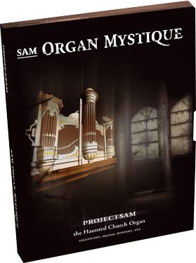 ProjectSAM Organ Mystique v1 3 KONTAKT DVDR-DYNAMiCS
