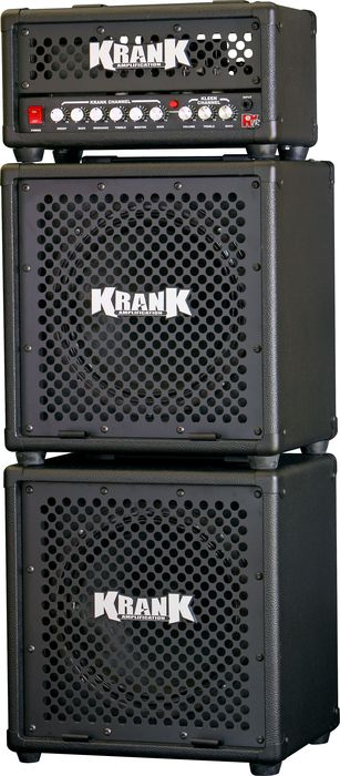 Krank # Krank Rev Jr Pro Full Stack Blk/Blk