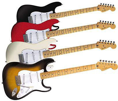 Hands-On Review: Fender Jimmie Vaughan Tex-Mex Stratocaster