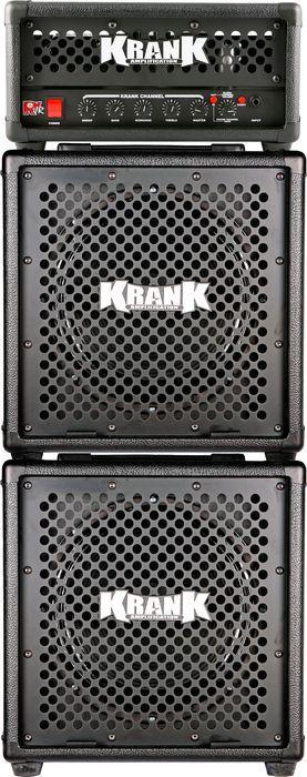 Krank # Krank Rev Jr Standard Full Stack Blk/Blk