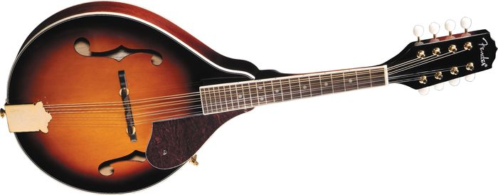 Fender Fm-53S Acoustic Mandolin