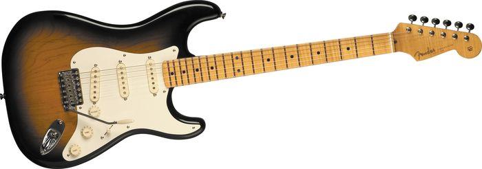Hands-On Review: Fender Eric Johnson Stratocaster