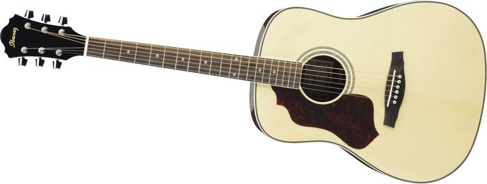 Ibanez Sgt120lnt Sage Series Left-Handed Acoustic Guitar Natural