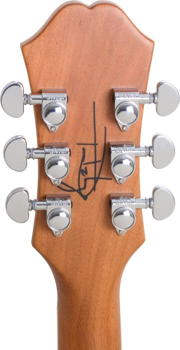 Epiphone Tom Delonge ES-333 Headstock Signature