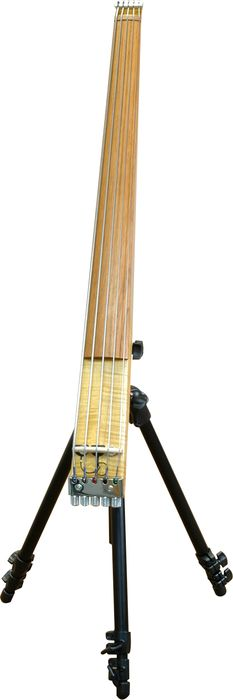 Kydd Basses Fernando Saunders 5-String Piccolo Upright Bass