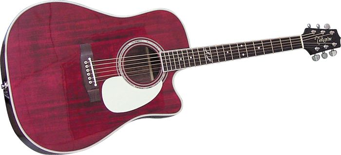 Takamine John Jorgenson Signature Acoustic-Electric