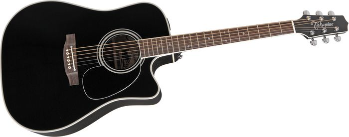 Takamine EF341SC Acoustic-Electric Guitar