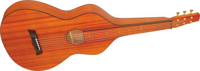 Gold Tone Weissenborn Sm Solid Mahogany Top Acoustic Guitar