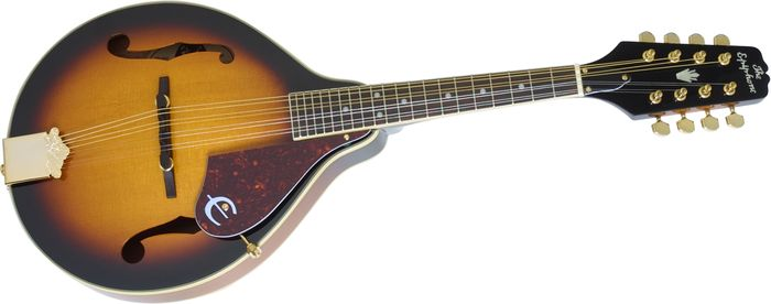 Epiphone Mm-30Se Acoustic-Electric Mandolin Antique Sunburst