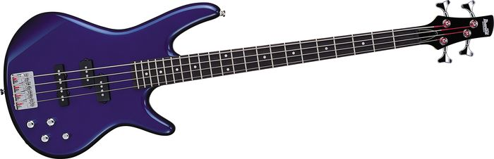 Ibanez Gsr200 4-String Bass Jewel Blue
